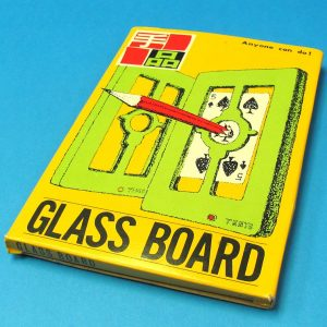 Tenyo's Glass Board Box and Instructions Only