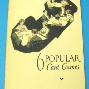 6 Popular Card Games - 2nd Edition