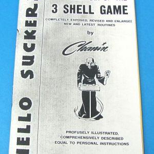 Hello Sucker Book - 3 Shell Game (Jack Chanin)