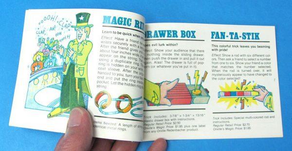 Magic of Orville Redenbacher Coupon Booklet-2
