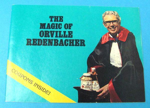 Magic of Orville Redenbacher Coupon Booklet