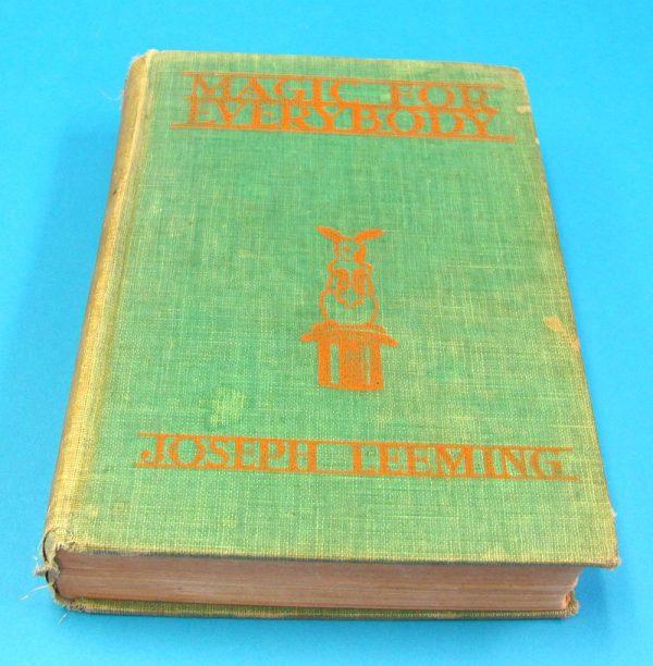 Magic For Everybody (Joseph Leeming)