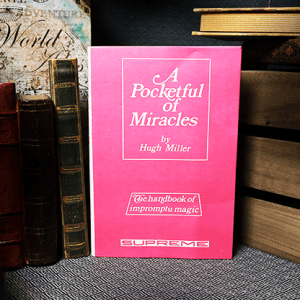 A Pocketful of Miracles (Limited Out of Print) by Hugh Miller