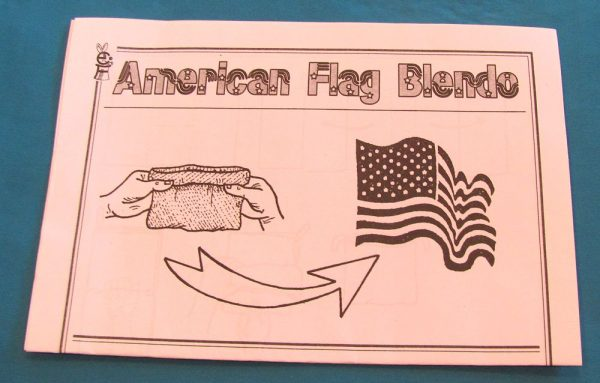 American Flag Bag Blendo-2