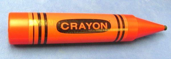 Confusing Crayon The Big finish