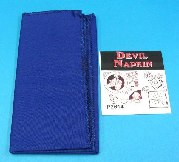 Devil's Napkin (Blue)