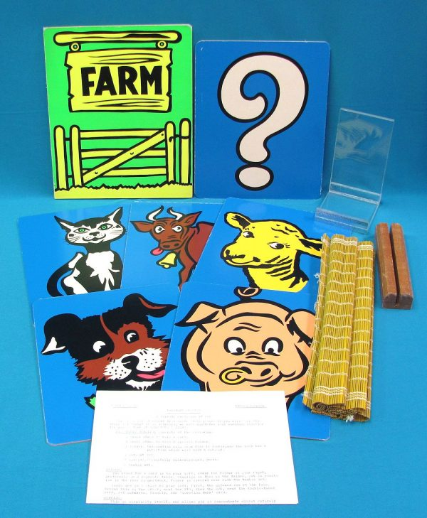 Farmyard Frolics (Supreme Magic)