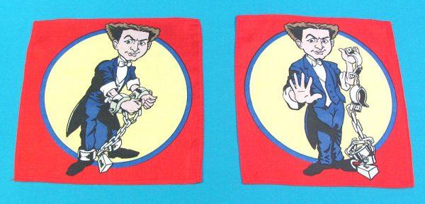 Houdini Escape Silk Set