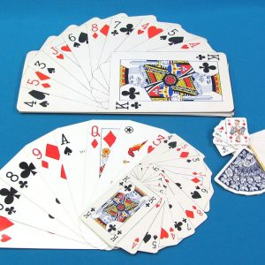 Kovari's Diminishing and Growing Cards