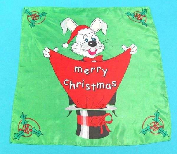 Merry Christmas Silk