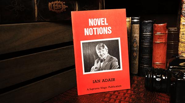 Novel Notions by Ian Adair