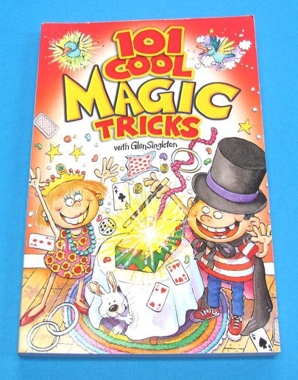 101 Cool Magic Tricks (Glen Singleton)