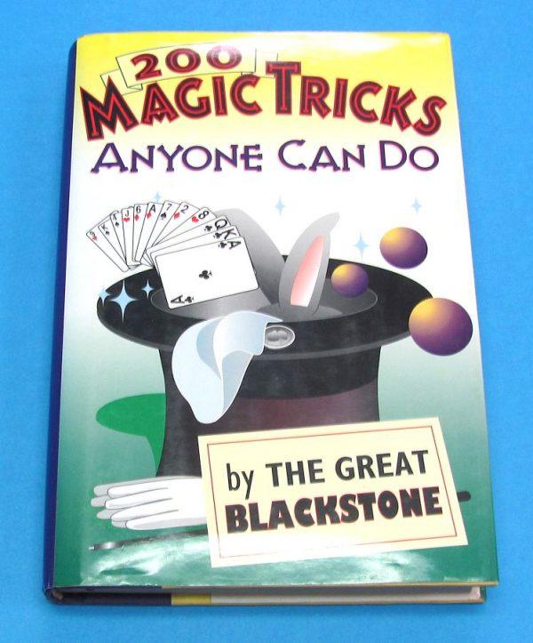 200 Magic Tricks Anyone Can Do (Blackstone)