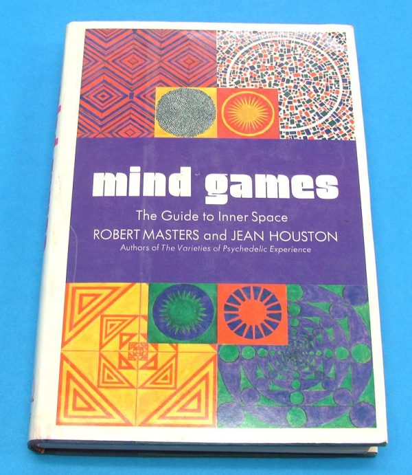 Mind Games The Guide To Inner Space (Masters and Houston)