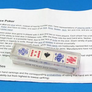 Dice Poker
