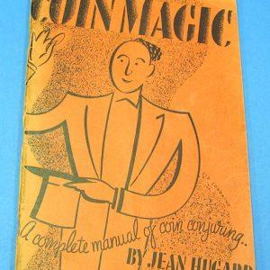 Coin Magic (Hugard) 1st Edition 1935
