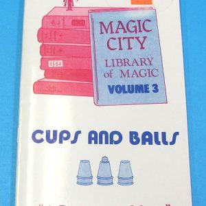 Cups and Balls Book 3 MCLOM