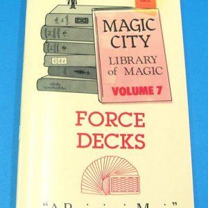 Force Decks 7 MCLOM