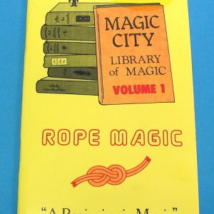 Rope Magic - Magic City Library Vol 1 (Pre-Owned)