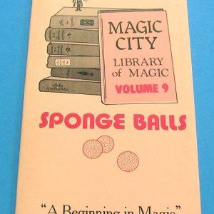 Sponge Balls - Volume 9 Magic City Library of Magic