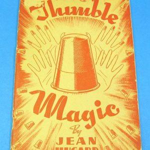 Thimble Magic (Jean Hugard) 3rd Edition 1946