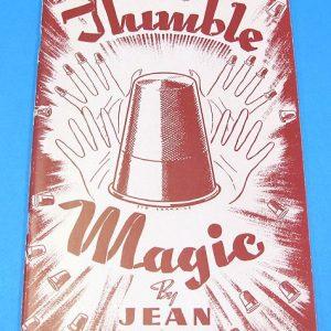Thimble Magic (Jean Hugard) Fourth Printing