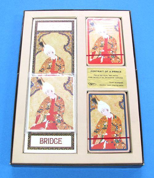 Bridge Set (Portrait of Prince Cards)