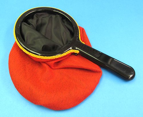 Change Bag Standard Red Bazar de Magia