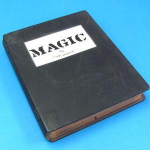 Murdock Fire Book Stripped