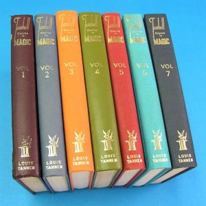 Tarbell Course in Magic Books 1-7