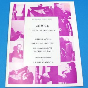 Zombie The Floating Ball (Ganson Teach-In Series)