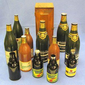 German Multiplying Bottles Set With Custom Case
