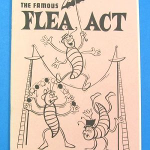 The Famous Flea Act Book