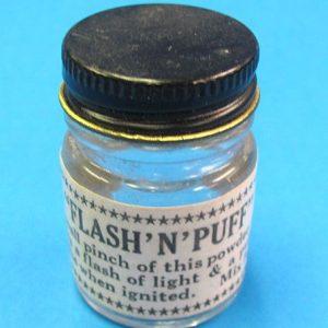 Flash N Puff Bottle