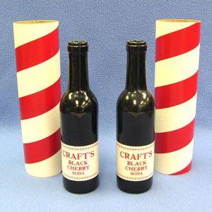 Tricky Turvy Bottles - New (Red Stripes)