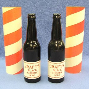 Tricky Turvy Bottles - Pre-Owned (Pink Stripes)